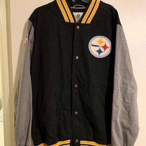 Pittsburgh Steelers Varsity Jacket
